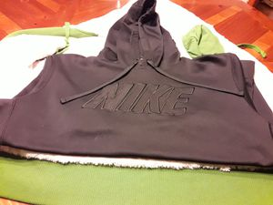 Nike Black Large Hoodie Sweatshirt for Sale in Columbus, OH