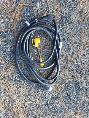 50 Amp RV Power Cord for Sale in Deer Park, WA