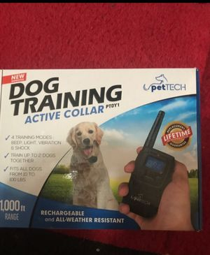 Dog Training Collar for Sale in Brentwood, TN