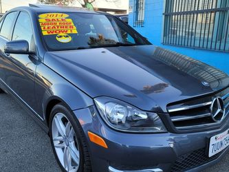2014 Mercedes-Benz C-Class for Sale in Modesto,  CA
