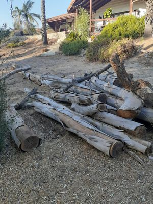 FREE EUCALYPTUS WOOD for Sale in Valley Center, CA