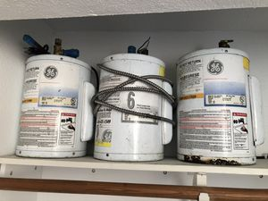 2.5 Gal. GE Electric Water Heater for Sale in Modesto, CA