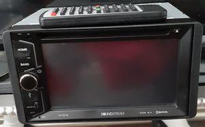 SoundStream DVD/Bluetooth Car Radio for Sale in Dallas, TX