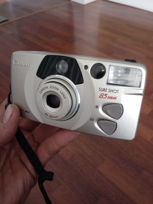 Vintage Canon Sure Shot 85 Zoom FULLY-TESTED for Sale in Montclair, CA