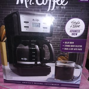 Coffee Maker For Sale Still New Never Used for Sale in Modesto, CA