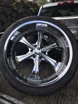 24 inch tires brand new for Sale in Normandy Park, WA
