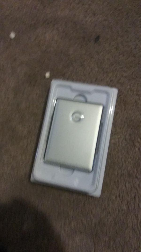 G Drive portable hard drive