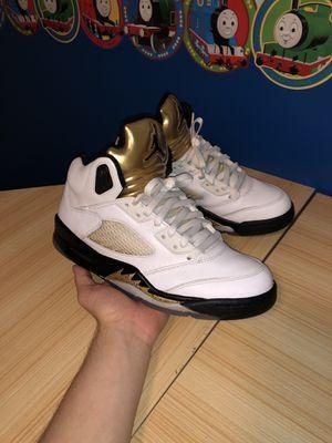 Jordan 5 Olympics Size 8.5 for Sale in Elkridge, MD