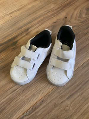 Super cute white baby shoes 4 for Sale in Vancouver, WA