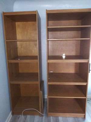 Solid wood shelves for Sale in St. Petersburg, FL