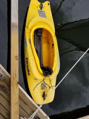 Pyranha Kayak for Sale in Baltimore, MD