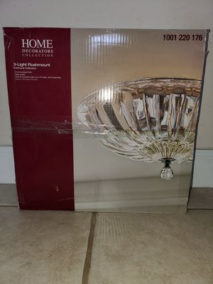 Parkhurst Collection overhead light fixture for Sale in Plantation, FL