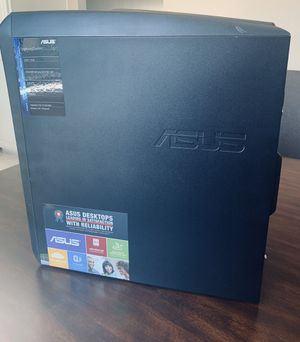 Asus PC - 16GB Memory, i7, GTX750, SSD - perfect condition! for Sale in Los Angeles, CA