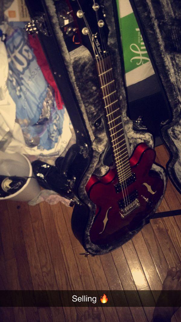 Electric guitar 🎸
