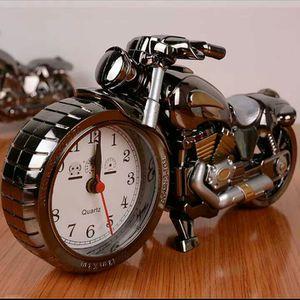 Motorcycle clock alarm multicolor for Sale in Houston, TX