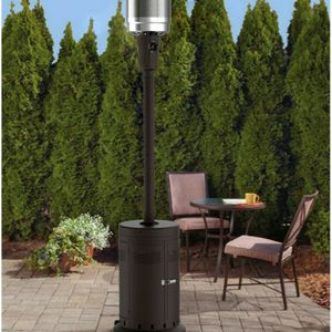 Mainsrtay 40000-BTU Patio Heaters With Wheels for Sale in West Covina, CA