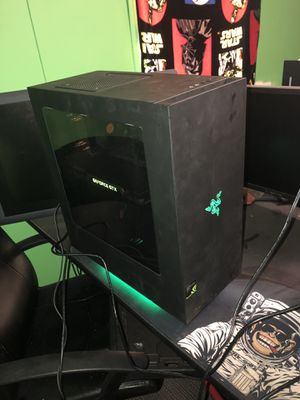 Custom built razer nzxt s340 for Sale in Panama City, FL