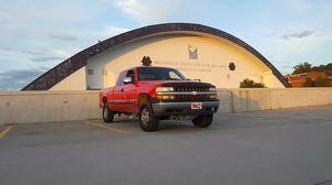 1999 chevy Silverado 4x4 for Sale in Johnson City, TN
