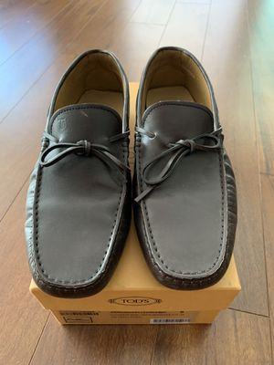 Tods men shoes size 9 for Sale in Diamond Bar, CA