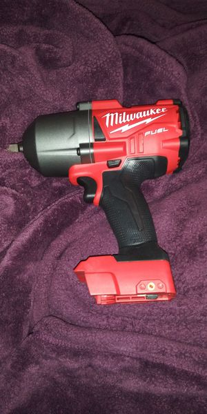1/2 high torque impact by milwaukee for Sale in Portland, OR