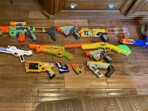 Nerf Gun Lot for Sale in Corona, CA