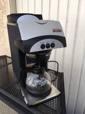 Bunn Commerical coffee maker for Sale in Seal Beach, CA
