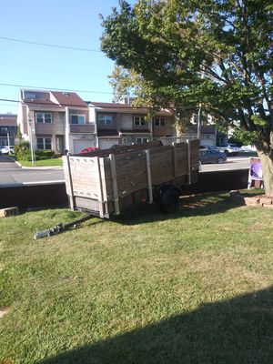 4x10 steel grate utility. Trailer for Sale in Barnum Island, NY