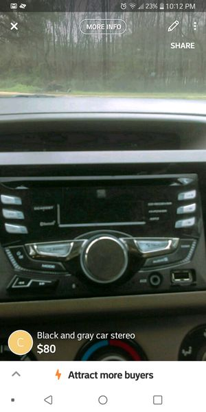 Brand new. Cd player comes with remote for Sale in Valley Grande, AL