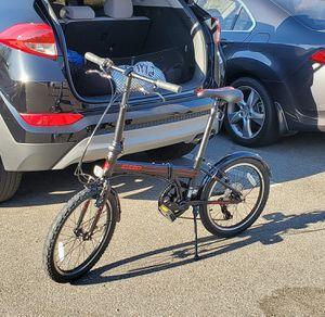 ZIZZO Foldable Bike for Sale in Brea, CA