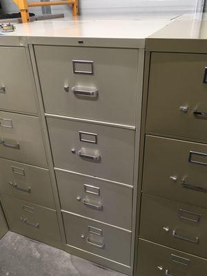 File Cabinets $50 each for Sale in Bradley, FL