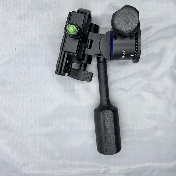 3-Way Video Head: Camera Equipment