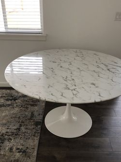 Artificial Marble Table / Marble Table / Dining Table for Sale in Auburn,  WA