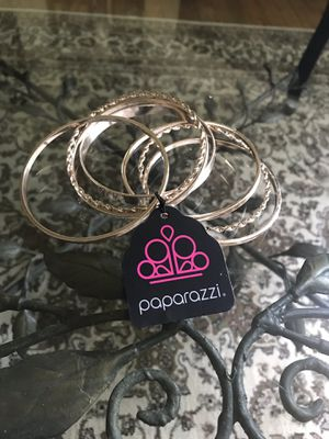 Textured Gold Bangles for Sale in North Brunswick Township, NJ