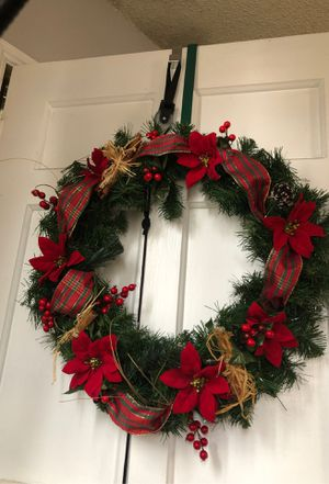 Christmas wreath for Sale in Compton, CA