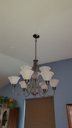 Dining or living room light for Sale in Puyallup, WA