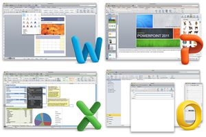 Mac ms office 2011 for apple mac for Sale in Hauppauge, NY