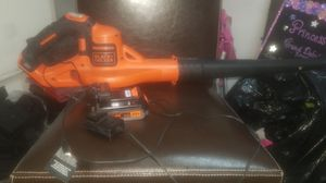 Leaf Blower Battery operated for Sale in Tracy, CA