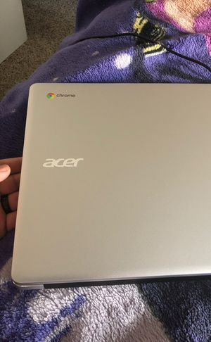 Acer chromebook full HD with charger for Sale in Lenexa, KS