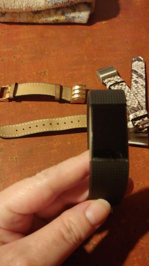 Fitbit Charge2 plus 2 extra bands for Sale in Springfield, MO