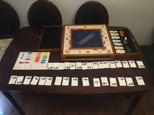 Exclusive monoply game board for Sale in Washington, DC
