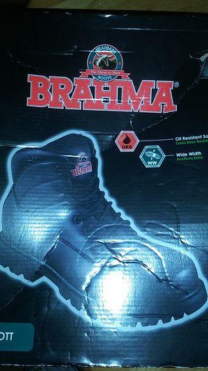 Brahma work boots for Sale in Palm Beach, FL