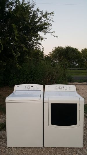 Kenmore washer & electric dryer. FREE DELIVERY TO FIRST FLOOR for Sale in San Antonio, TX