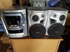 Panasonic stereo system SA-AK500 for Sale in Gardena, CA