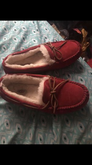 Uggs Woman's loafers size 10 for Sale in TEMPLE TERR, FL
