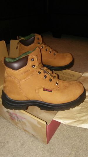 Red Wing work boots for Sale in Calexico, CA