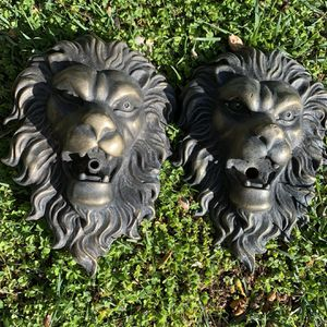 Solid Brass Fountain Lion Heads -San Fernando Valley's -northridge for Sale in Los Angeles, CA