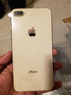 iPhone 8+ Plus , Unlocked for All Company Carrier,  Excellent Condition like New for Sale in Springfield, VA