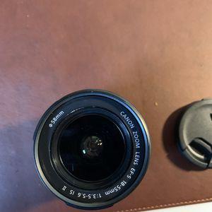 Camera Lens for Sale in Gaston, SC