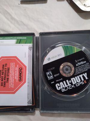 Xbox 360 call of duty game for Sale in Denham Springs, LA
