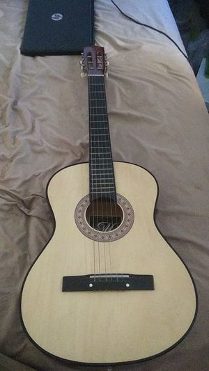 Acoustic Guitar with GIG Bag for Sale in Baldwin Park, CA